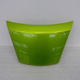 Passenger Grab Handle Cover, Acid Green