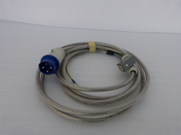 Charger AC power cable Harting Assembly