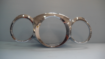 Instrument Cluster Bezel Chrome