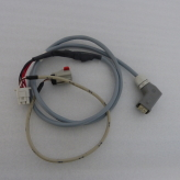 Charger DC power cable Harting assembly