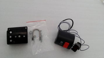 Regen Throttle Box + fasteners