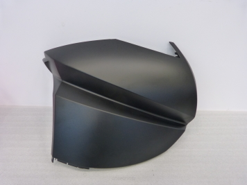 Front Fairing Left, Black Matte