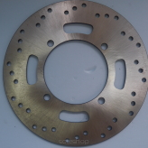 Brake Rotor Rear Complete
