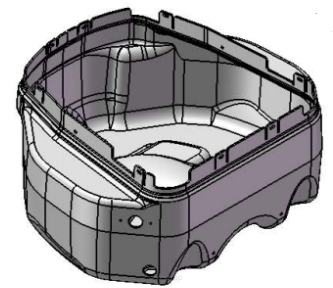 Trunk Liner + Fasteners