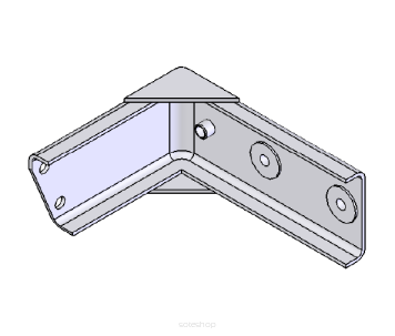 Right Front Body Bracket